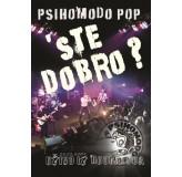 Psihomodo Pop Ste Dobro DVD+CD