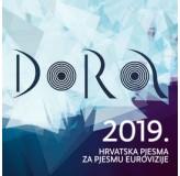 Razni Izvođači Dora 2019. CD