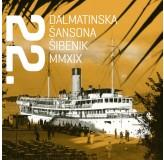 Razni Izvođači 22. Dalmatinska Šansona Šibenik Mmxix CD2
