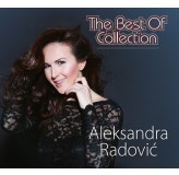 Aleksandra Radović The Best Of Collection CD