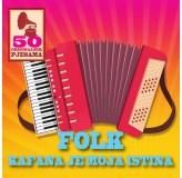 Razni Izvođači 50 Originalnih Pjesama Folk Kafana Je Moja Istina CD3