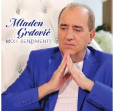 Mladen Grdović Moji Sentimenti CD