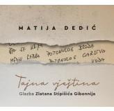 Matija Dedić Tajna Vještina Glazba Zlatana Stipišića Gibonnija CD