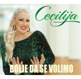 Cecilija Bolje Da Se Volimo CD