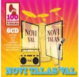 Razni Izvođači Novi Talas / Val CD6
