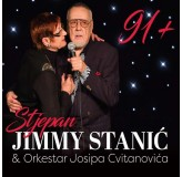 Stjepan Jimmy Stanić & Orkestar Josipa Cvitanovića 91+ CD