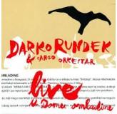 Darko Rundek I Cargo Orkestar Live U Domu Omladine CD