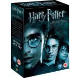 Movie Harry Potter Komplet Box DVD8
