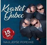 Kvartet Gubec 15 Let Najljepše Popevke CD