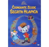 Milan Blazekovic Čudnovate Zgode Šegrta Hlapića DVD