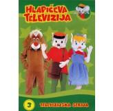 Šegrt Hlapić Hlapićeva Televizija 3 DVD