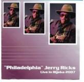 Jerry Ricks Philadelphia Live In Rijeka 2007 CD