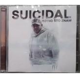 Suicidal Jedino Što Znam CD