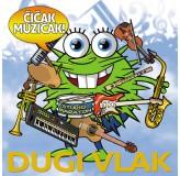 Čičak Muzičak Dugi Vlak CD/MP3
