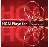 Hgm Jazzorkestar Zagreb Hgm Plays For Christmas CD