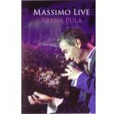 Massimo Live Arena Pula DVD