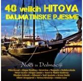 Razni Izvođači Kaštela 2019 - Večeri Dalmatinske Pisme CD