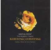 Matija Dedić Trio Kontesa CD