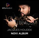 Jacques Houdek Glavom I Bradom CD