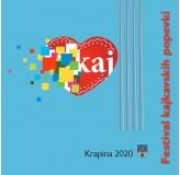 Razni Izvođači Krapina 2020 Festival Kajkavskih Popevki CD
