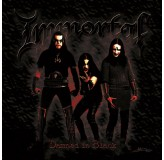 Immortal Damned In Black CD