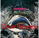 Oscar Peterson Motions & Emotions Limited Blue Vinyl LP