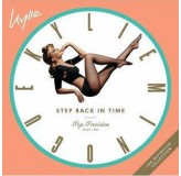 Kylie Minogue Step Back In Time The Definitive Collection LP2