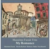 Massimo Farao Trio My Romance Japanese CD