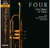 Chet Baker Four Chet Baker In Tokyo Japan Edition Ltd. LP