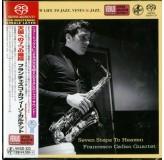 Francesco Cafiso Quartet Seven Steps To Heaven Japan CD