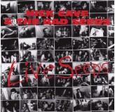 Nick Cave & The Bad Seeds Live Seeds CD