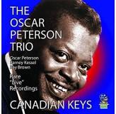 Oscar Peterson Trio Canadian Keys Rare Live Recordings CD