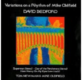 David Bedford Variations On A Rhythm Of Mike Oldfield CD