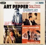 Art Pepper Four Classic Albums CD2