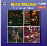 Gerry Mulligan 4 Classic Albums CD