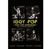 Iggy Pop Post Pop Depression Live At The Royal Albert Hall DVD