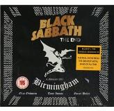 Black Sabbath The End - Birmingham 2017 Super Deluxe DVD+BLU-RAY+CD3