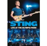 Sting Live At The Olympia Paris DVD