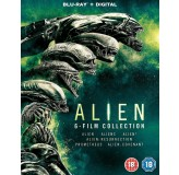 Movie Alien Complete Collection BLU-RAY6