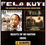 Fela Kuti Beasts Of No Nation, O.d.o.o. CD
