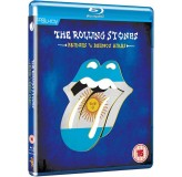 Rolling Stones Bridges To Buenos Aires BLU-RAY