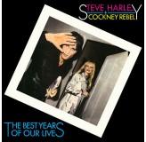 Steve Harley & Cockney Rebel Best Years Of Our Lives Orange & Blue Vinyl LP2