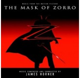 Soundtrack Mask Of Zorro CD