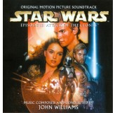 Soundtrack Star Wars Episode Ii Attack Of The Clones CD