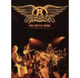 Aerosmith You Gotta Move DVD