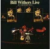 Bill Withers Live At Carnegie Hall CD