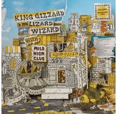 King Gizzard & The Lizard Wizard Sketches Of Brunswick East CD