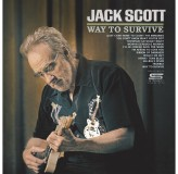 Jack Scott Way To Survive LP
