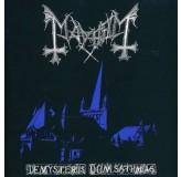 Mayhem De Mysteriis Dom Sathanas CD