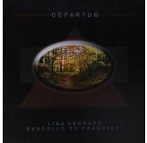 Lisa Gerrard & Marcello De Francisci Departum LP